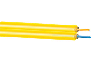CresFiber 8G Single-Mode Fiber Optic Cable, plenum, 2 km spool