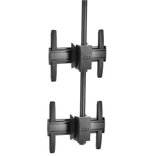 Chief LCM1X2U FUSION™ Large Ceiling Mounted 1 x 2 Stacker