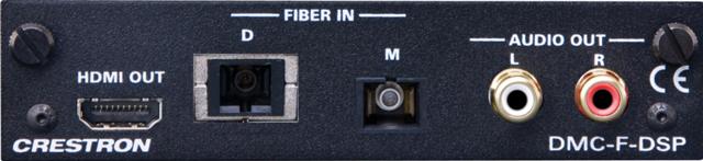 DigitalMedia Fiber Input Card with Down-mixing for DM Switchers