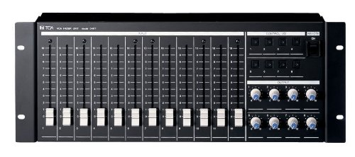 TOA Electronics D-911 VCA Fader Unit for D-901