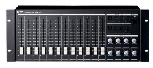 TOA Electronics D-911 VCA Fader Unit for D-901