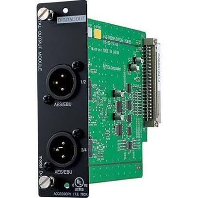 Toa Electronics D-972AE - 4 x Digital Output Module