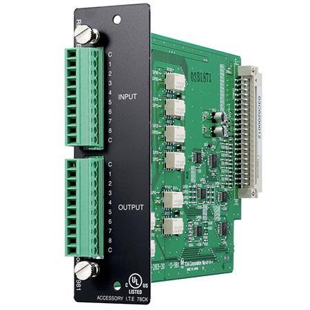 Toa Electronics D-981 - 8 x I/O Remote Control Module