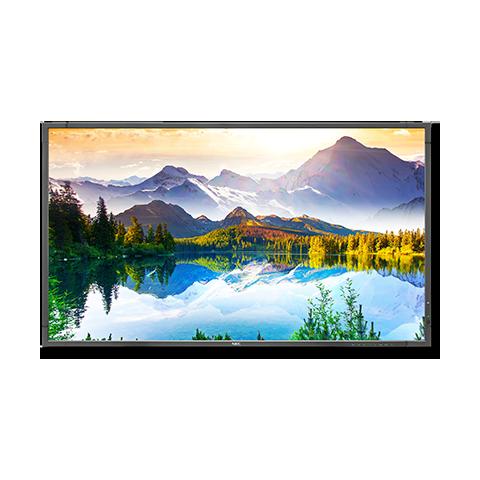 NEC E905-AVT2 90in LED Backlit Commercial Display w/ Integrated Digital Tuner
