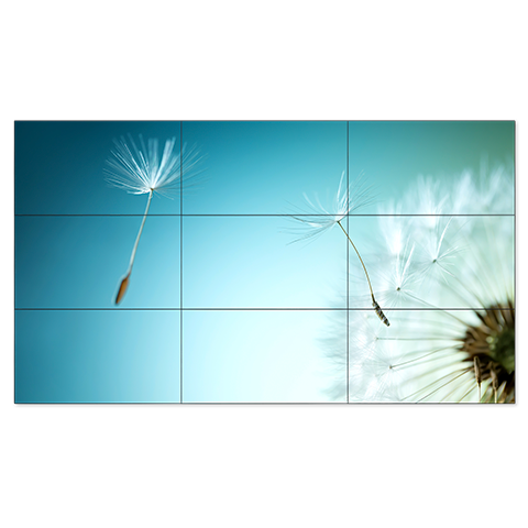 NEC UN551VS-TMX9P 55in. Ultra Narrow Bezel S-IPS 3x3 Video Wall Solution