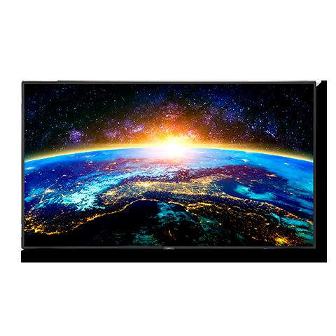 NEC V654Q-AVT2 65in. 4K UHD Professional Display w/ integrated ATSC Tuner