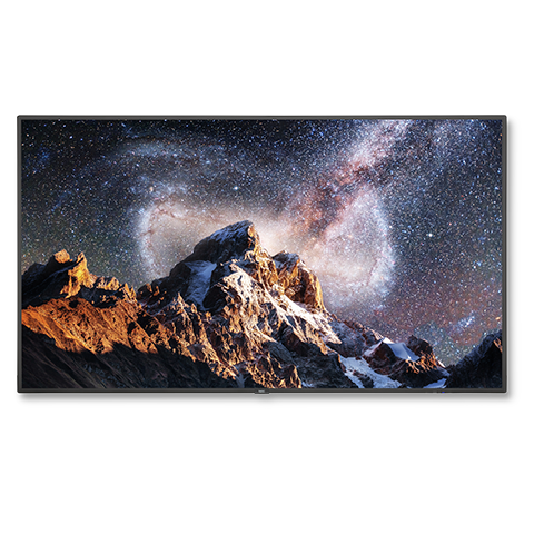 NEC V754Q 75in. Ultra High Definition Professional Display