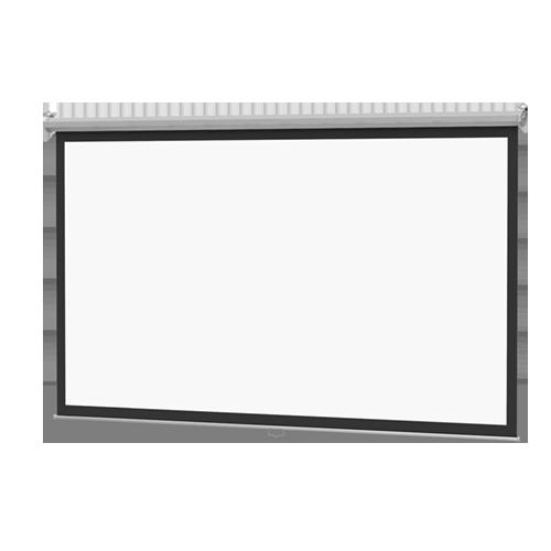 Da-Lite 36457 57.5x92in. Model B Screen w/ CSR, Matte White (16:10)