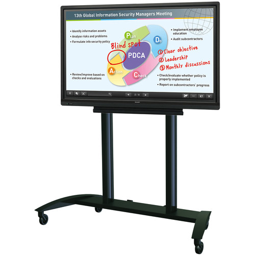 Sharp PN-L703WPKG1 All in one interactive display solution
