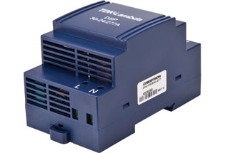Crestron DIN-PWS30-277 277V 30W DIN Rail Cresnet Power Supply