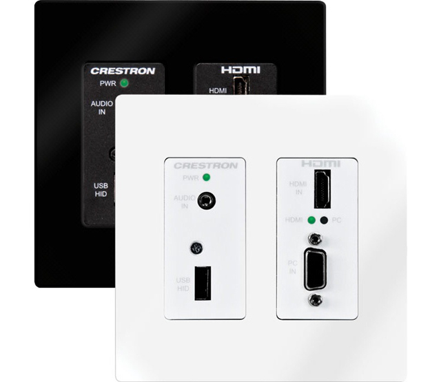 Product Crestron Wall Plate Digitalmedia 8g Transmitter