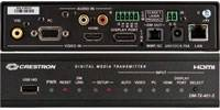 Crestron DM-TX-401-S 8G Fiber Transmitter and Switcher