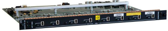 8-Channel DigitalMedia 8G Single-Mode Fiber Output Blade for DM Switchers