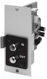 Toa Electronics E-04R - EQ Processor Module for H-1 (RCA-F)