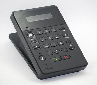 Revolabs 07-TTDIAL-01 Tabletop Dialer for Fusion System