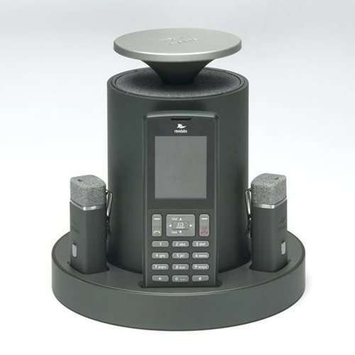 Revolabs 10-FLX2-002-VOIP FLX 2 VoIP SIP System w/ two Wearable microphones