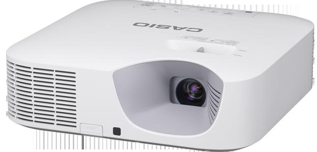 Casio XJ-F21XN 3300lm XGA Advanced Lamp-Free Projector - Wireless