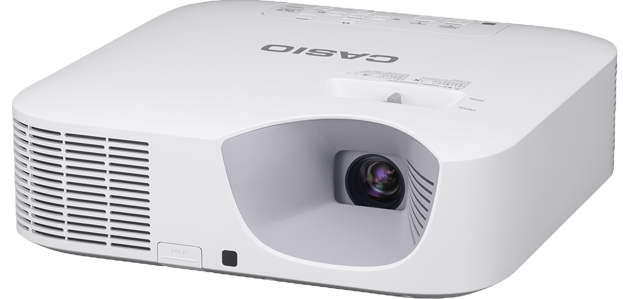 Casio XJ-F100W 3500lm WXGA Advanced Lamp-Free Projector