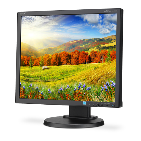 NEC EA193Mi-BK 19in LED Backlit LCD Monitor