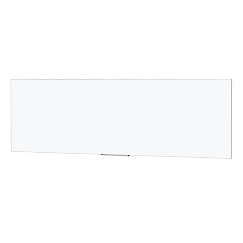 Da-Lite 27952 59.5inx192in IDEA Magnetic Whiteboard Screen, 24in Tray 16:9