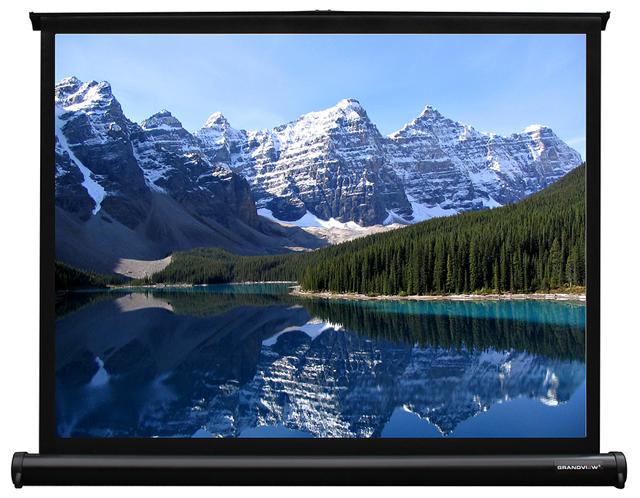 Grandview PT-B50(4:3)WM4(AB) 50in. 4:3 U-Work Table-Top Screen