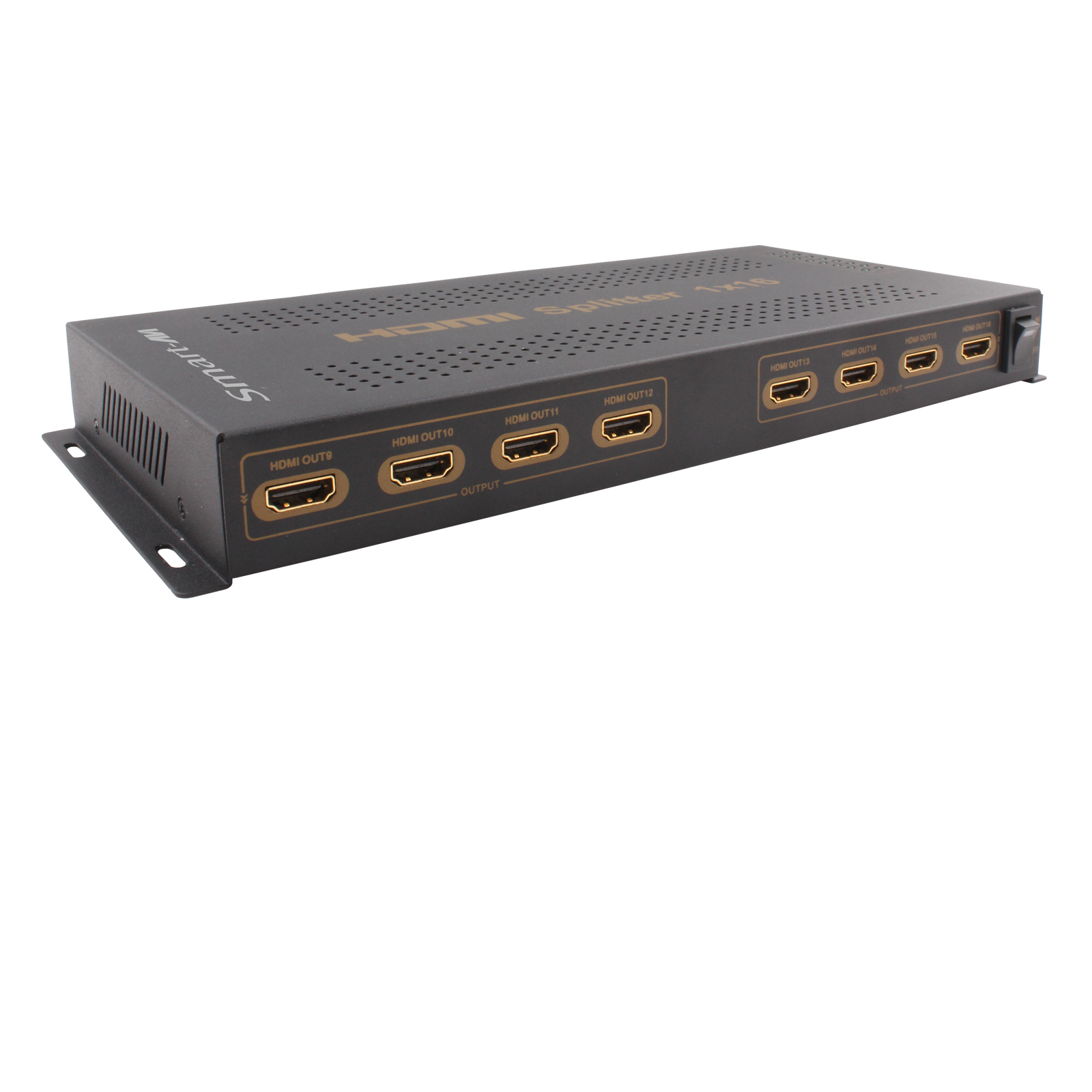 SmartAVI HDS16PS HDMI 16-Port Splitter