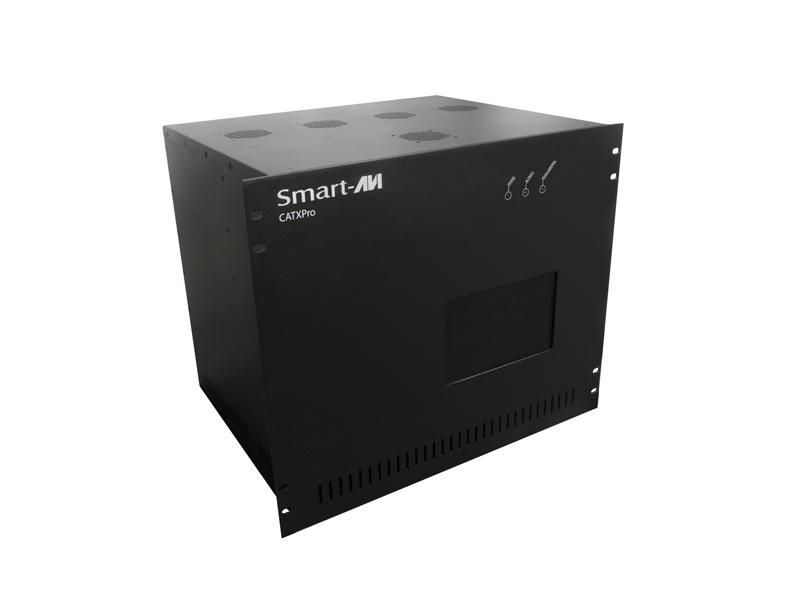 SmartAVI CSWX16X64S 16 INx64 OUT VGA/Component, Audio, RS-232,CAT5 Matrix,