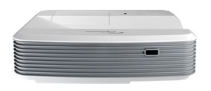 Optoma EH320USTRFBA 1080p Ultra Short Throw Projector, Refurbished