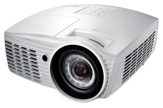 Optoma EH415ST 3500lm Full HD Short Throw Projector, Open Box