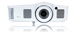 Optoma EH416RFBA Full HD 1080p DLP Projector, Refurbished