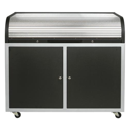 Chief ERT-ST Elite Roll Top Desk (Steel)