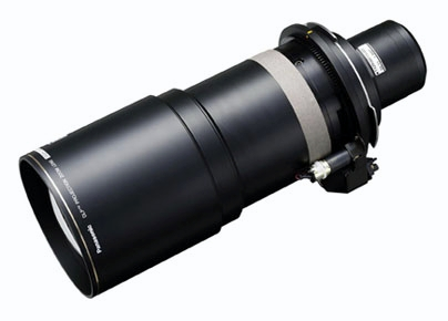 Panasonic ET-D75LE8 Zoom Lens with High Res Long Throw Capability