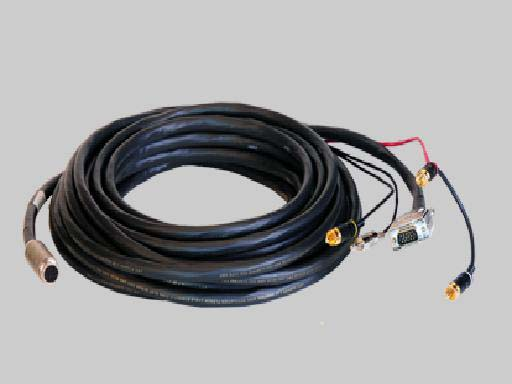 50ft Edulink -VGA + 3.5 + RCA Jumper Video Cable