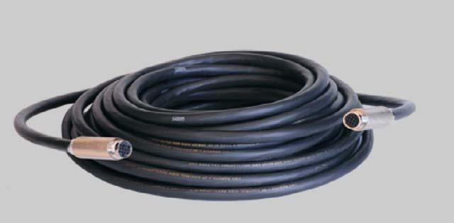 35ft Edulinx - Plenum Jumper Video Cable, Black