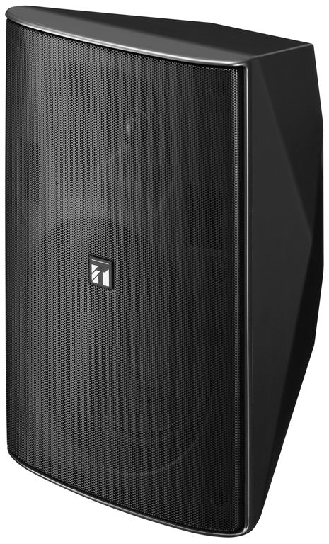 TOA F-2000BTWP Black 8-in Cone Woofer Outdoor Box Speaker
