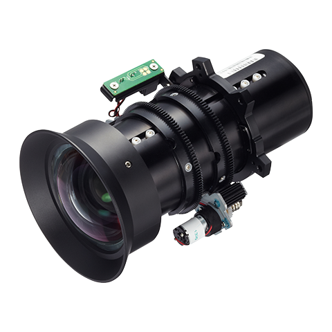 NEC NP34ZL 0.95 - 1.25:1 zoom lens (with lens shift)
