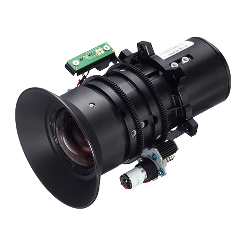 NEC NP35ZL 1.23 - 1.52:1 zoom lens (with lens shift)