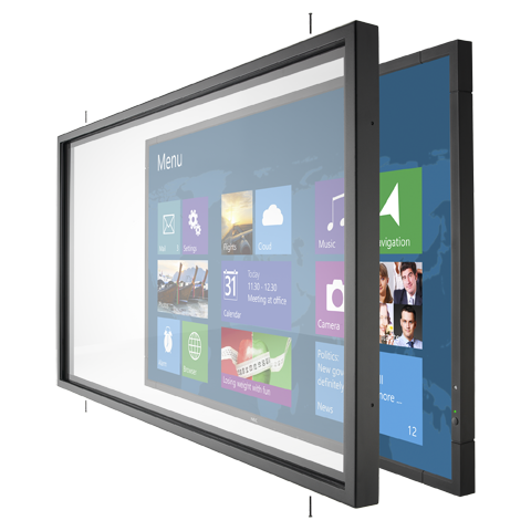 NEC OL-V552-R Infrared Multi-Touch Overlay, Refurbished