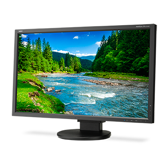 NEC EA275WMi-BK 27in. Widescreen WQHD Desktop Monitor with IPS Panel