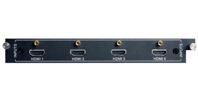 Liberty FLX-HI4 4 Port HDMI Input Card
