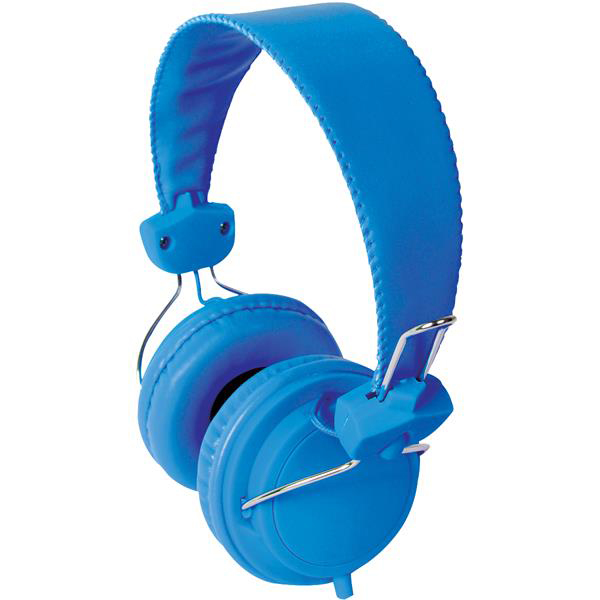 Hamilton FV-BLU TRRS Headset with In-Lin Mic, Blue