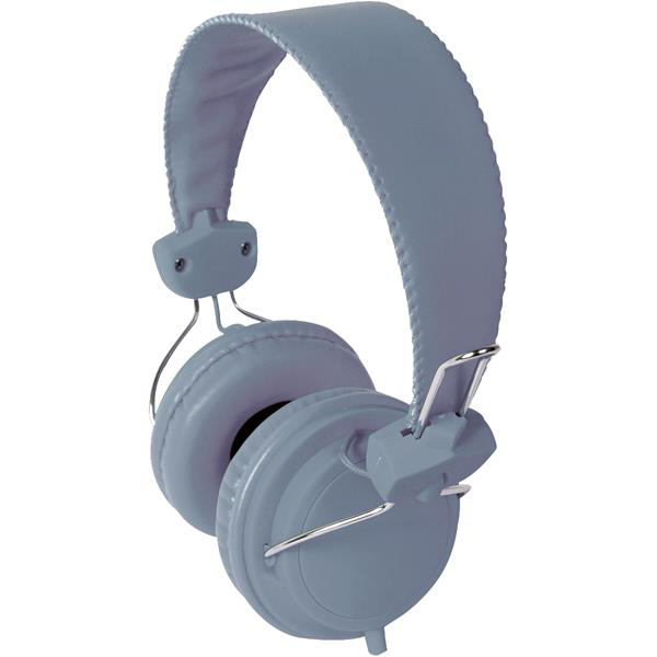 Hamilton FV-GRY TRRS Headset with In-Line Mic, Gray