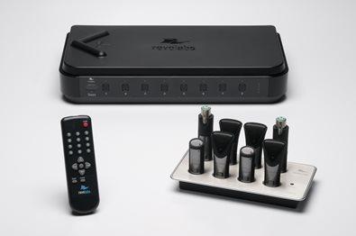 Revolabs 01-8FUSION-NM Fusion 8 Mic Plug & Play System