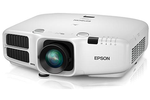 Epson PowerLite Pro G6050W WXGA Projector w/ Lens - Refurbished