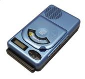 Hamilton HACX-205 Top Loading Portable CD Player, USB & MP3