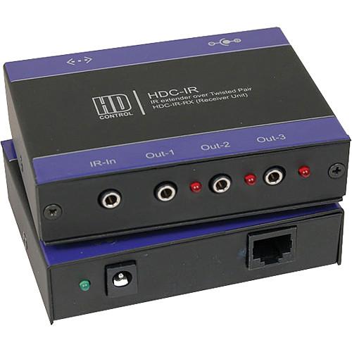 SmartAVI HDC-IRS HDC-IR Cat-5 IR System Extender
