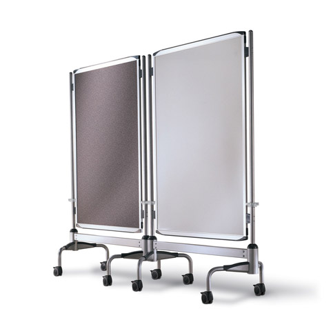 60-inch Porcelain Mobile Board