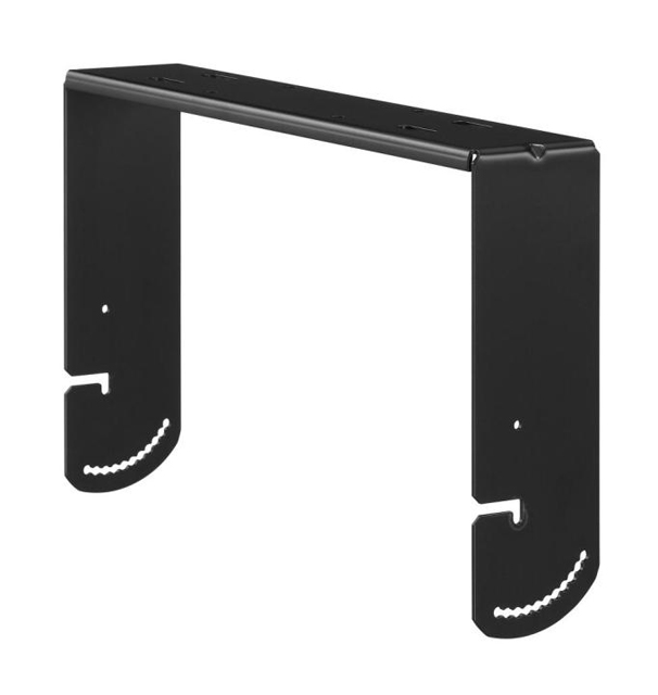TOA HY-1200HB 1200 Series Black Horizontal Mounting Bracket