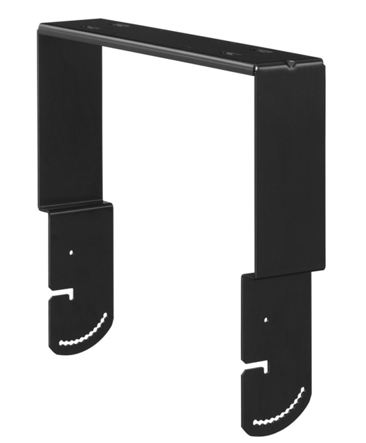 TOA HY-1500VB 1500 Series Black Vertical Mounting Bracket