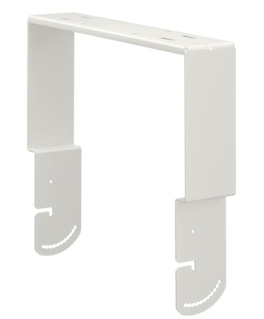TOA HY-1500VW 1500 Series White Vertical Mounting Bracket